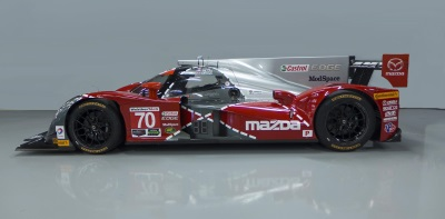 MAZDA PROTOTYPES TO CARRY TRIBUTE TO MAZDA'S LE MANS VICTORY