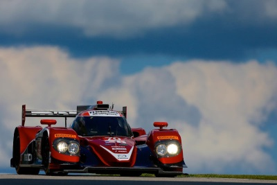 MAZDA PROTOTYPES IN THE HEAT OF BATTLE AT LONE STAR LE MANS