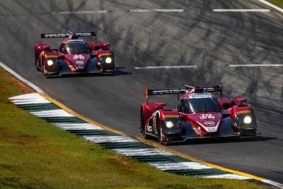 SEASON FINALE UP IN FLAMES AFTER GREAT RUN FOR MAZDA PROTOTYPES