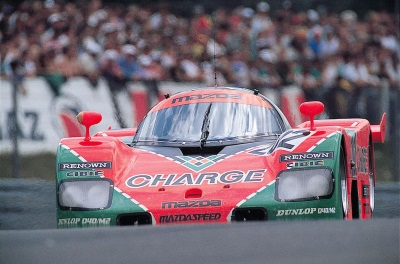 MAZDA RACEWAY TO WELCOME LONG-LOST MAZDA RACER