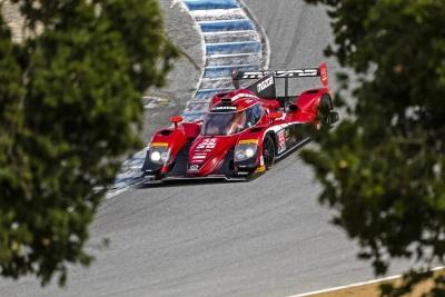 Historic Day For Mazda Motorsports At Mazda Raceway Laguna Seca
