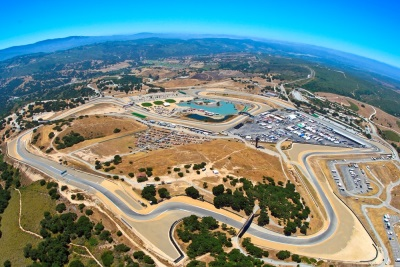 Mazda Raceway Laguna Seca - The First 90 Day
