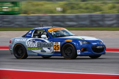 A STORY OF INTENSE MAZDA TEAMWORK COULD MEAN CHAMPIONSHIP