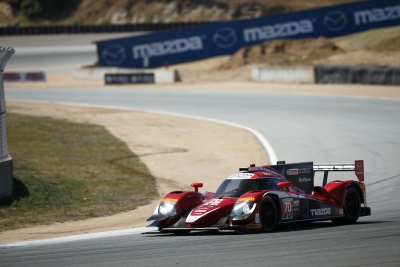 MAZDA PROTOTYPE TEAM SEARCHING FOR FIRST WIN AT ROAD AMERICA