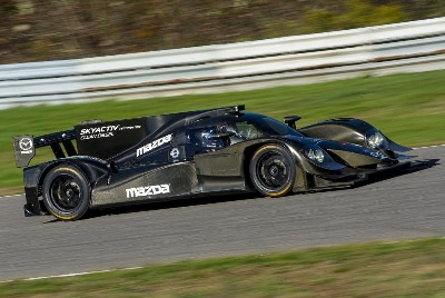 MAZDA BRINGING GAME-CHANGING SKYACTIV-D SMART DIESEL TECHNOLOGY TO TUDOR UNITED SPORTSCAR CHAMPIONSHIP FOR 2014