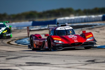 Head-Turners From Mazda Make Their Southern California Race Debut