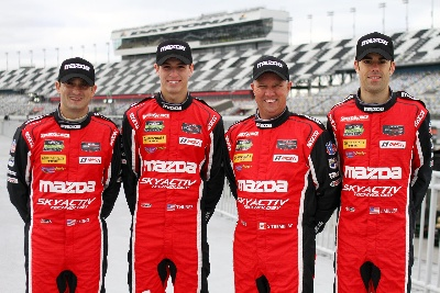 INTRODUCING THE MAZDA SPORTSCAR RACING ACADEMY