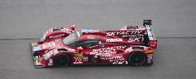 BIG GAINS IN PERFORMANCE EQUALS MORE CONFIDENCE FOR MAZDA TEAM AND DRIVERS