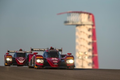 MAZDA PROTOTYPE TEAM BRINGS HOME TEXAS-STYLE FOURTH-PLACE FINISH