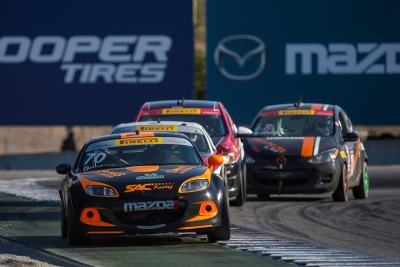 MAZDA WINS TWO MORE MANUFACTURER'S CHAMPIONSHIPS