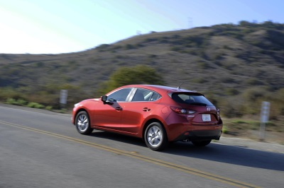 MAZDA3 SATISFIES FAMILY NEEDS AS BEST HATCHBACK IN PARENTS MAGAZINE AND EDMUNDS.COM'S LIST OF 10 BEST FAMILY CARS OF '16 .