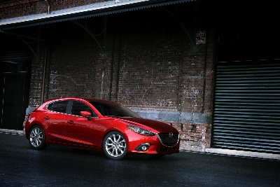 2014 MAZDA3 NAMED TO WARD'S '10 BEST INTERIORS' LIST FOR 2014