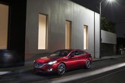 Mazda6 Midsize Sedan Celebrates 15Th Anniversary, Still Refuses To Follow Convention