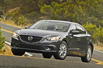 MAZDA6 GLOBAL PRODUCTION REACHES THREE MILLION UNITS