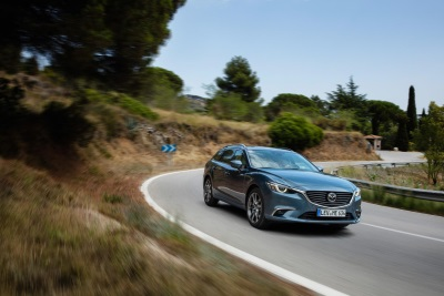 MAZDA6 MODELS BENEFIT FROM A HOST OF UPDATES THIS AUTUMN
