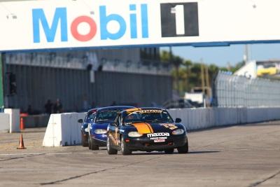 Mazda Motorsports NASA East Recap