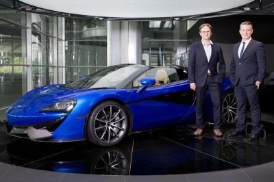 McLaren Automotive Backs 2018 UK Stem Awards To Encourage New Automotive Engineering & Technology Talent