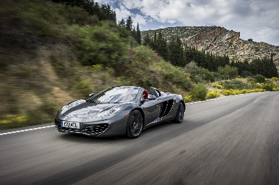 McLAREN AUTOMOTIVE ANNOUNCES 25TH GLOBAL MARKET WITHIN TWO YEARS OF LAUNCH