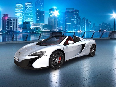 McLAREN AUTOMOTIVE LAUNCHES THE McLAREN 650S DESIGN STUDIO TABLET APPLICATION