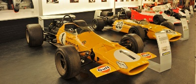 McLaren: 50 Years of Winning Gold