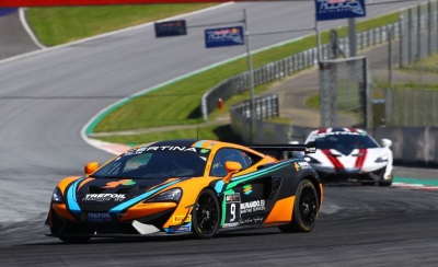 The McLaren 570S GT4 Continues Stellar Debut Full Season With Fourth Championship Title