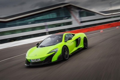 McLAREN 570S COUPE AND 675LT COUPE TO BE SHOWN AT THE BRUSSELS MOTOR SHOW