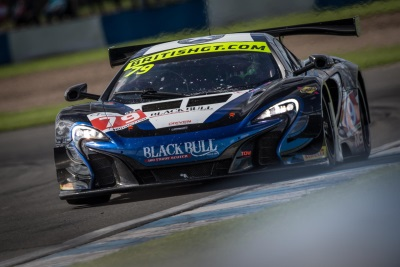 McLAREN TAKES DOUBLE BRITISH GT VICTORY AS 570S GT4 DEVELOPMENT SEASON ENDS ON A HIGH