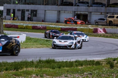 Double Victory For The Mclaren 570S GT4 On China GT Championship Debut
