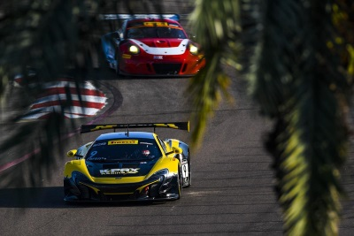 Factory Driver Parente Begins PWC Title Defence With Victory As The 570S GT4 Secures First Podium Finish Of The Season