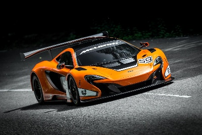 McLAREN 650S GT3 TO COMPETE AT GULF 12 HOUR AS FINAL STAGE OF DEVELOPMENT PROGRAMME