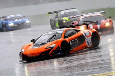 THE 650S GT3 CLAIMS DOUBLE TOP-10 FINISH IN CANADA AND PODIUM FINISHES IN SPA