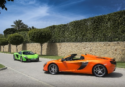 THE McLAREN 650S CONTINUES TO WIN FANS ACROSS THE WORLD, CLAIMING AWARDS ON THREE CONTINENTS