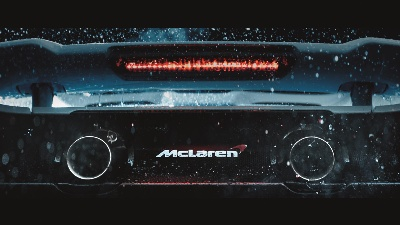 AERODYNAMICALLY OPTIMISED, THE McLAREN 675LT STAYS TRUE TO THE ICON