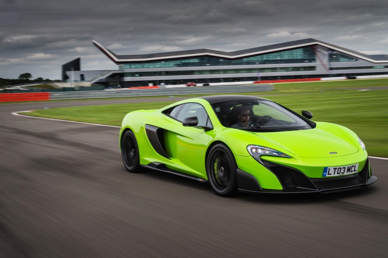 THE McLAREN 675LT: POWER. A BEAUTIFUL THING