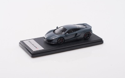 REDUCTION IN SCALE DELIVERS DRAMATIC WEIGHT IMPROVEMENT TO THE McLAREN 675LT