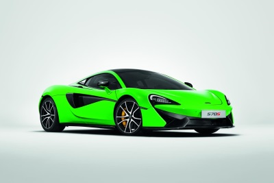 Protect And Personalise Your Mclaren Sports Series With The Genuine McLaren Accessories Range