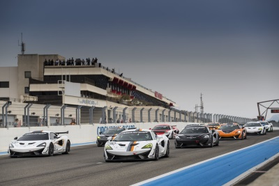 Pure McLaren Previews Sports Series Race Championship With Debut Event At Circuit Paul Ricard