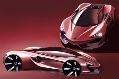 McLAREN AUTOMOTIVE LAUNCHES EUROPEAN DESIGN TOUR WITH OPENING EVENT IN PARIS