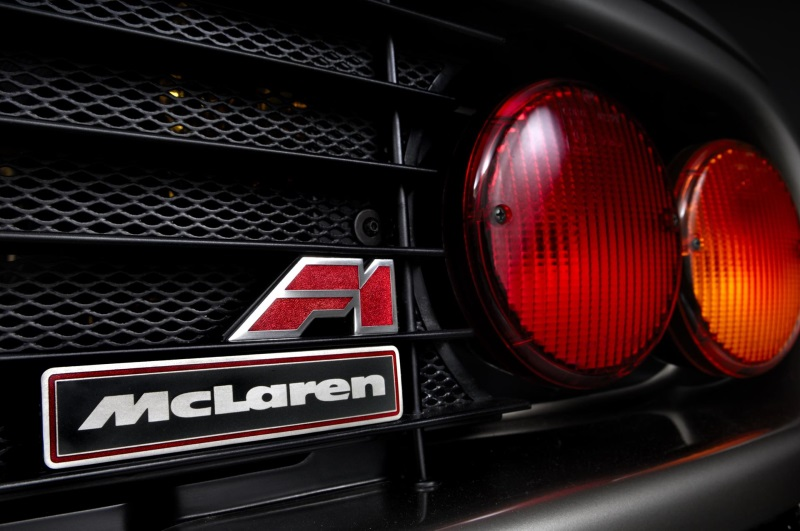 THE McLAREN F1