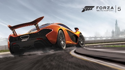 McLAREN AND FORZA MOTORSPORT 5 COLLABORATION WILL GIVE COMPETITION WINNER THE RIDE OF A LIFETIME