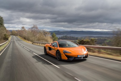 McLaren Glasgow Named McLaren Automotive European Retailer Of The Year For The Second Consecutive Year