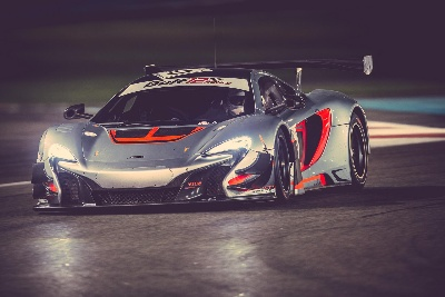 McLAREN GT SIGNS OFF THE 650S GT3 DEVELOPMENT PROGRAMME WITH A PODIUM FINISH AT 2014 GULF 12 HOUR