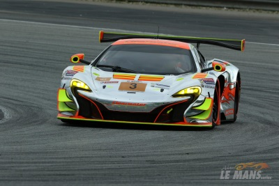 McLAREN GT RETURNS TO THE TRACK FOR 2016 AFTER SUCCESSFUL DEBUT SEASON