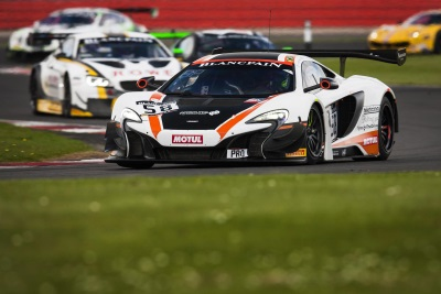 TOP 10 FINISH ON HOME SOIL KEEPS McLAREN GT FACTORY DRIVER ROB BELL IN BLANCPAIN TITLE HUNT