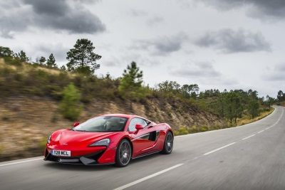 McLAREN AUTOMOTIVE ANNOUNCES FOUR NEW RETAIL LOCATIONS IN NORTH AMERICA