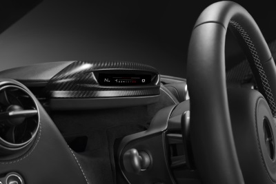 New McLaren Supercar Will Engage Drivers With An Unrivalled Display Of Technology And Luxury