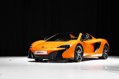 McLAREN AUTOMOTIVE ANNOUNCES NORTH AMERICAN PRICING AHEAD OF NEW YORK AUTO SHOW DEBUT