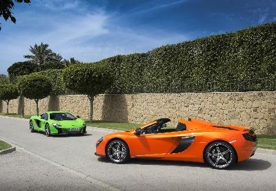 McLAREN AUTOMOTIVE ON TARGET FOR LONG-TERM SUCCESS
