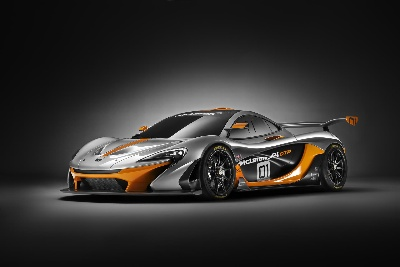 McLAREN P1™ GTR TO DEBUT ALONGSIDE UNIQUE 650S AT CHANTILLY ARTS & ELEGANCE AS DEVELOPMENT CONTINUES