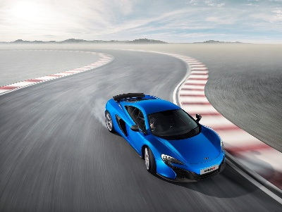 PERFORMANCE FIGURES ANNOUNCED FOR THE McLAREN 650S AHEAD OF GENEVA DEBUT